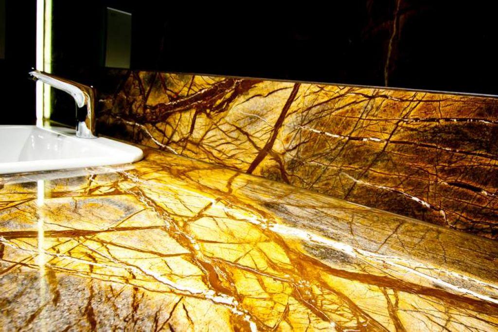 Hotel Młyn Jacka k/Wadowic - Wnętrza toalet ogólnodostępnych