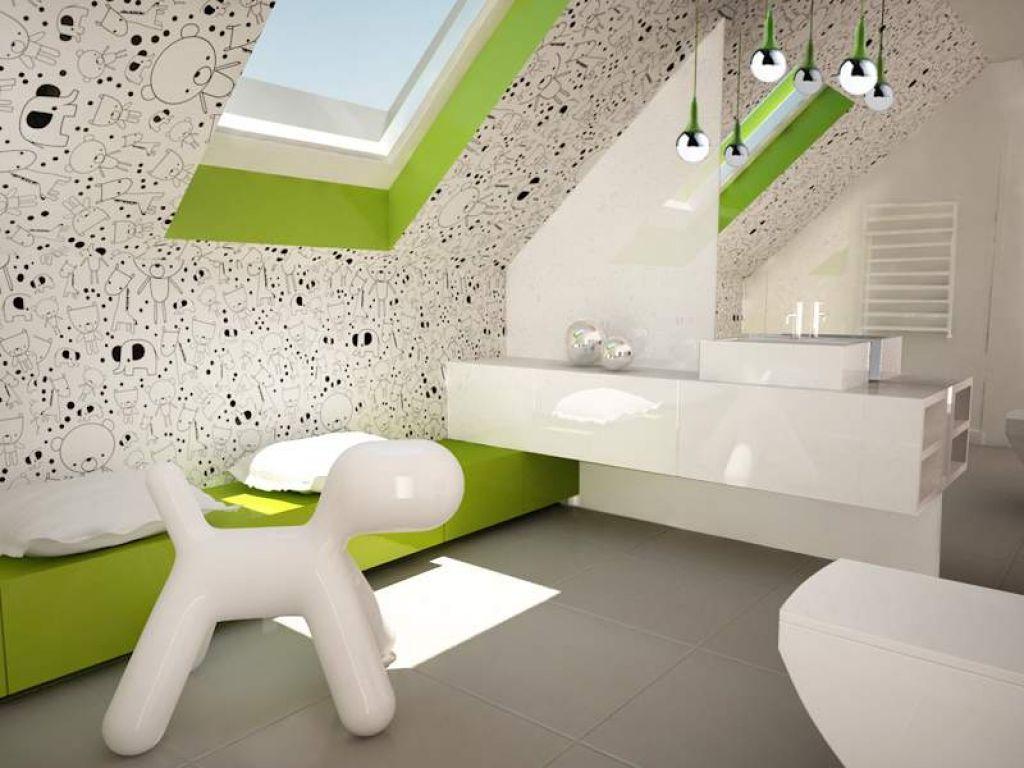 Projekt wnętrz domu jednorodzinnego pod Krakowem