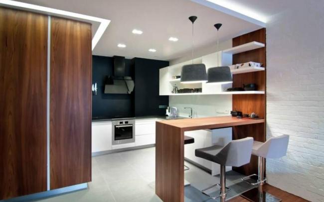 Projekt mieszkania na osiedlu Wiślane Tarasy