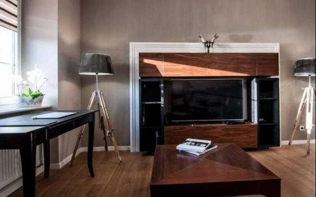 Realizacja wnętrz luksusowego mieszkania w Krakowie