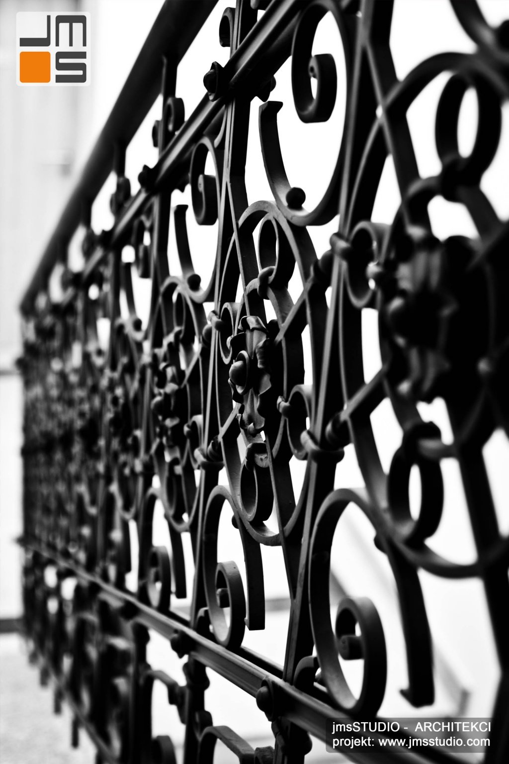Projekt wnętrz hotelu w kamienicy w Krakowie - zdjęciaz realizacji projektu wnętrz hotelu
