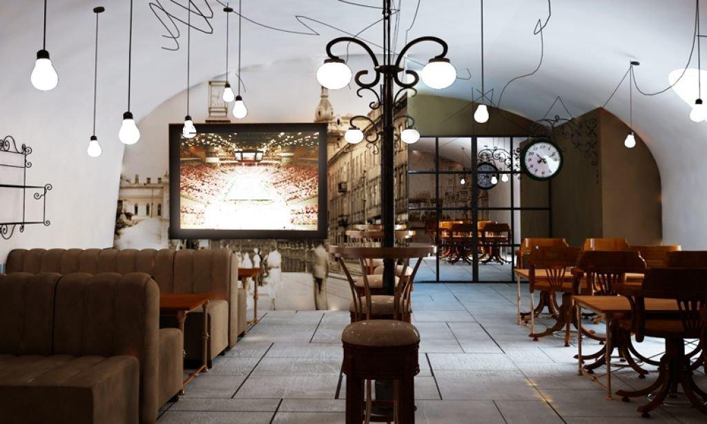 Aranżacja lokalu gastronomicznego w stylu retro   restauracja w stylu retro