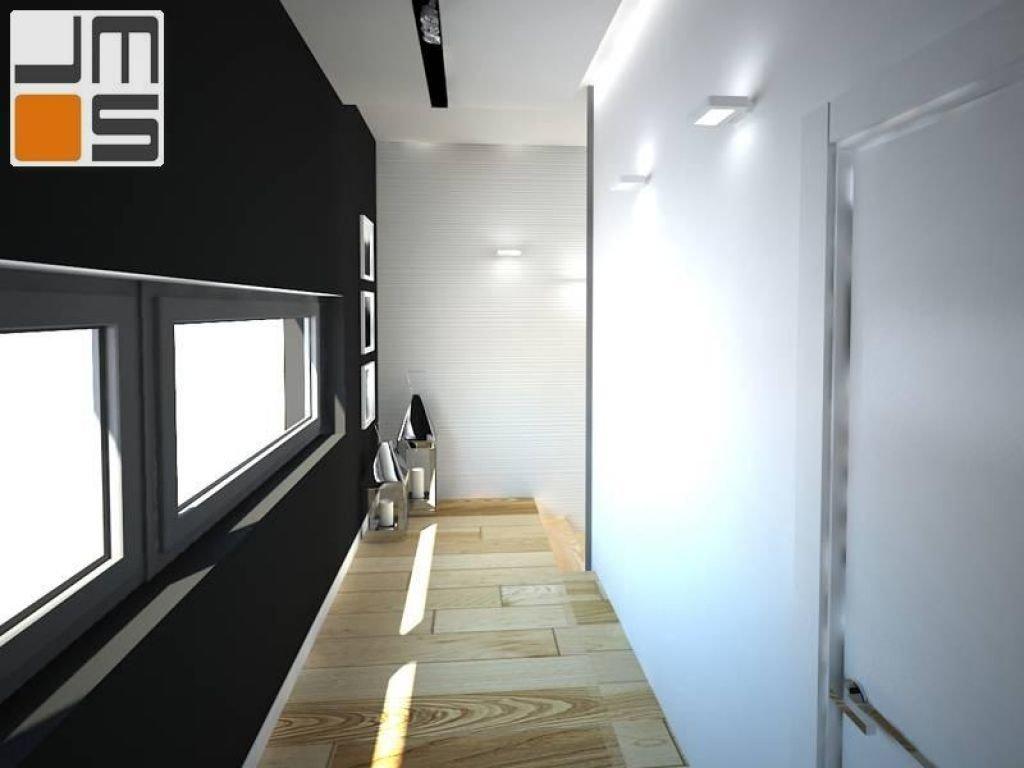 Pomysł na korytarz w domu jednorodzinnym