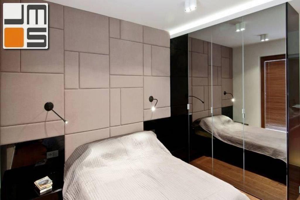 Pomysł na łóżko z tapicerowanym zagłówkiem