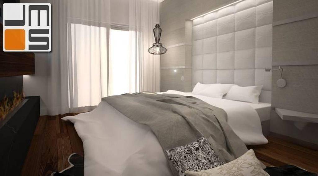 Pomysł na tapicerowany zagłówek w sypialni