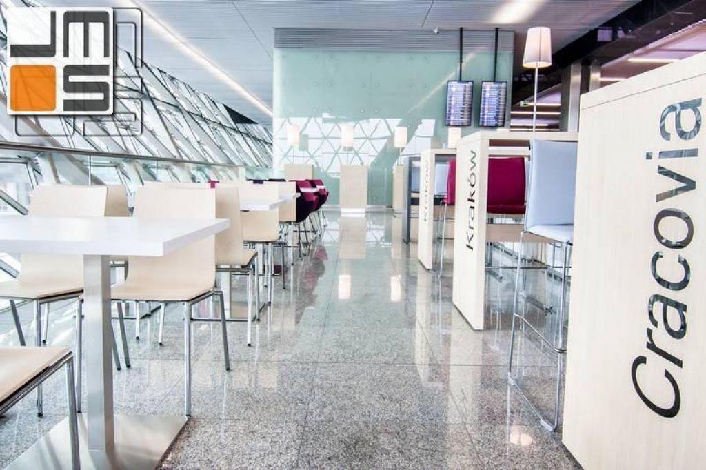 Realizacja lokalu gastronomicznego na lotnisku