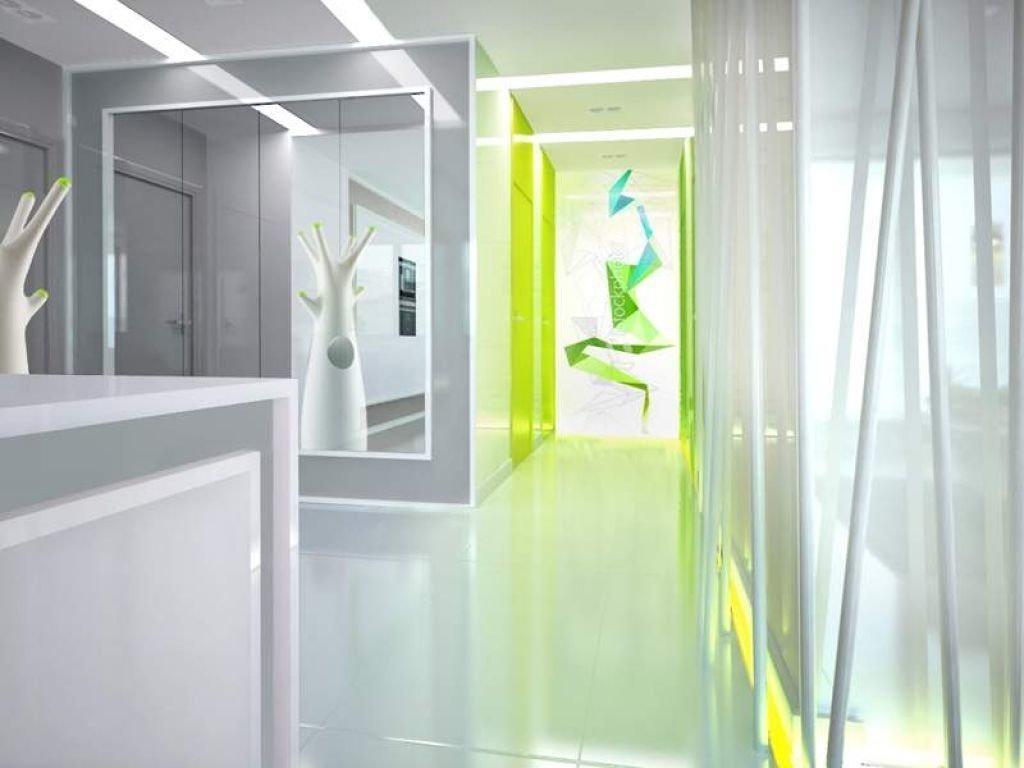 Projekt mieszkania w apartamentowcu Kamienice Wandy