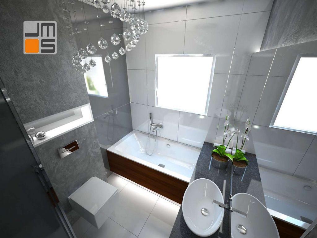 Zastosowanie dekoracyjnego oświetlenia w małej łazience