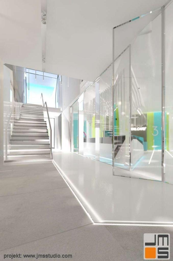 Pomysł na hol wejściowy w minimalistycznym stylu