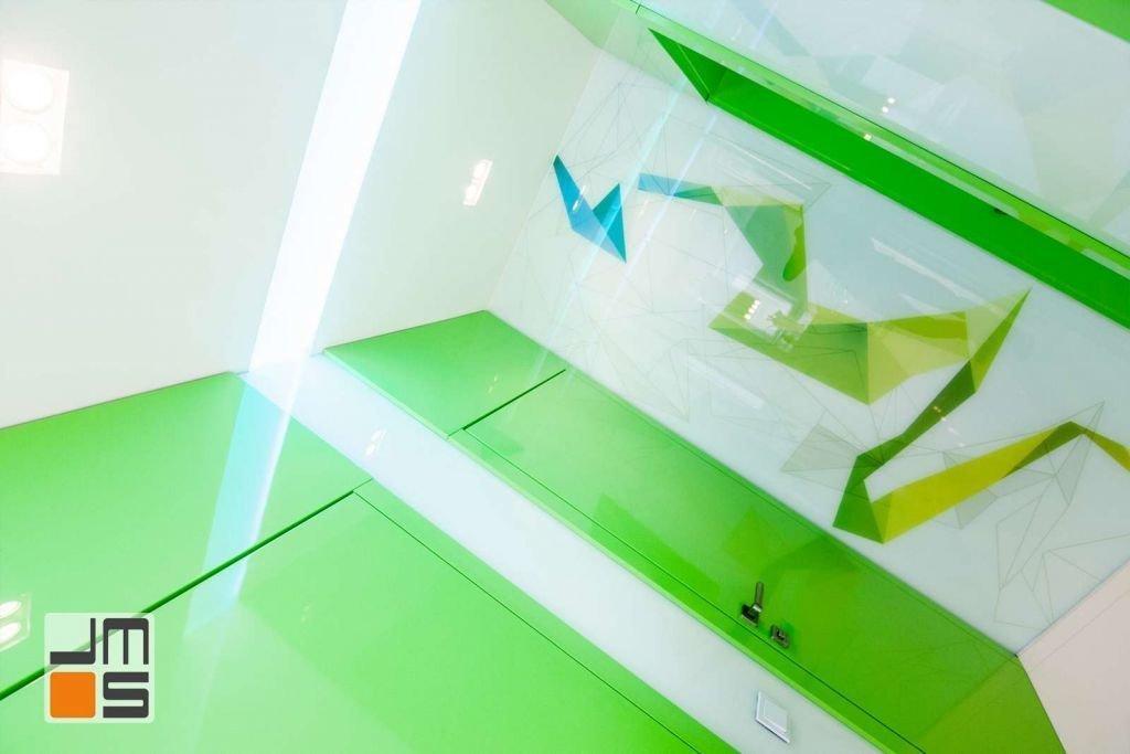 Pomysł na dekorację w korytarzu Pomysł na drzwi w korytazru
