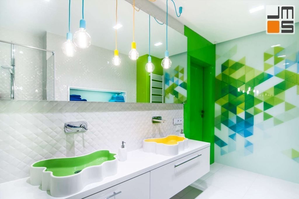 Realizacja eksluzywnego mieszkania w stylu nowoczesnym Apartamenty Kamienica Wandy w Krakowie