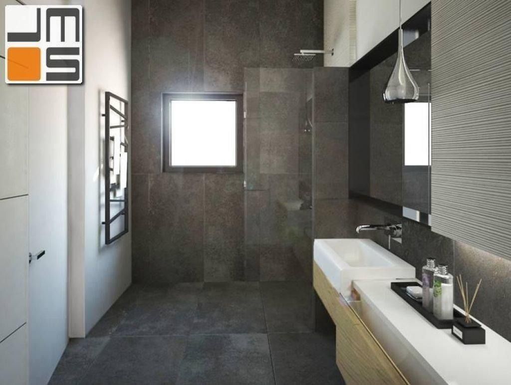 Aranżacja łazienki w stonowanej kolorystyce