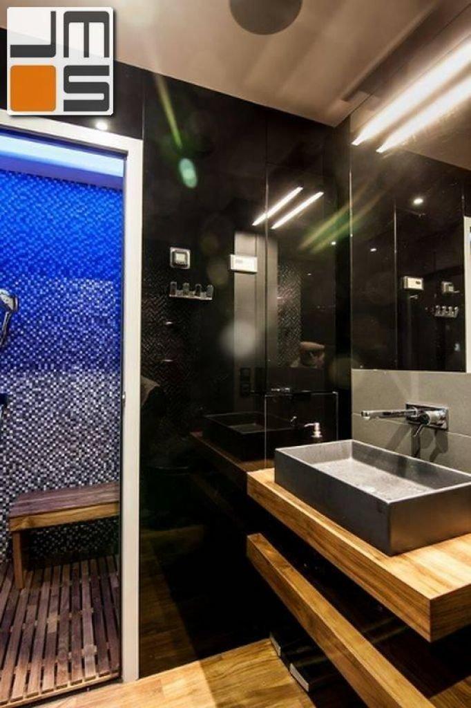 Pomysł na łazienkę z prysznicem Pomysł na małą łazienkę